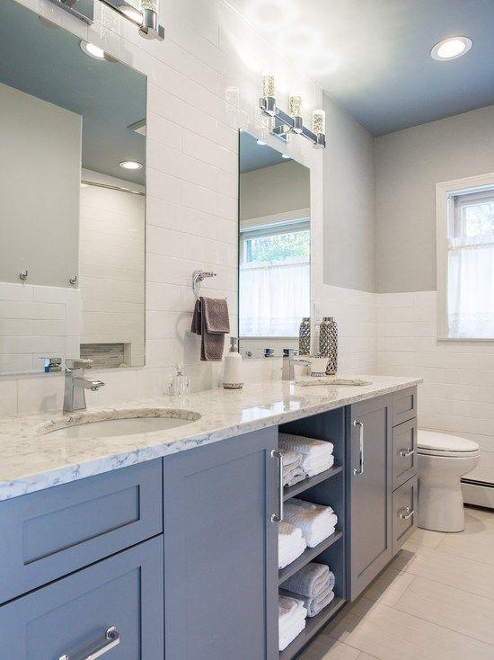 バスルーム Modern Classic Bathroom 普通 ハウスメーカー ブラックランキング インテリア実例