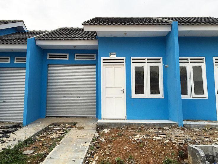 Type 36/70 (luas tanah : 70 m2/ luas bangunan : 36 m2) rumah tipe 36 70