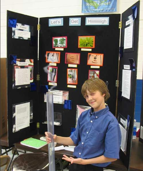 35 Amazing Science Fair Projects