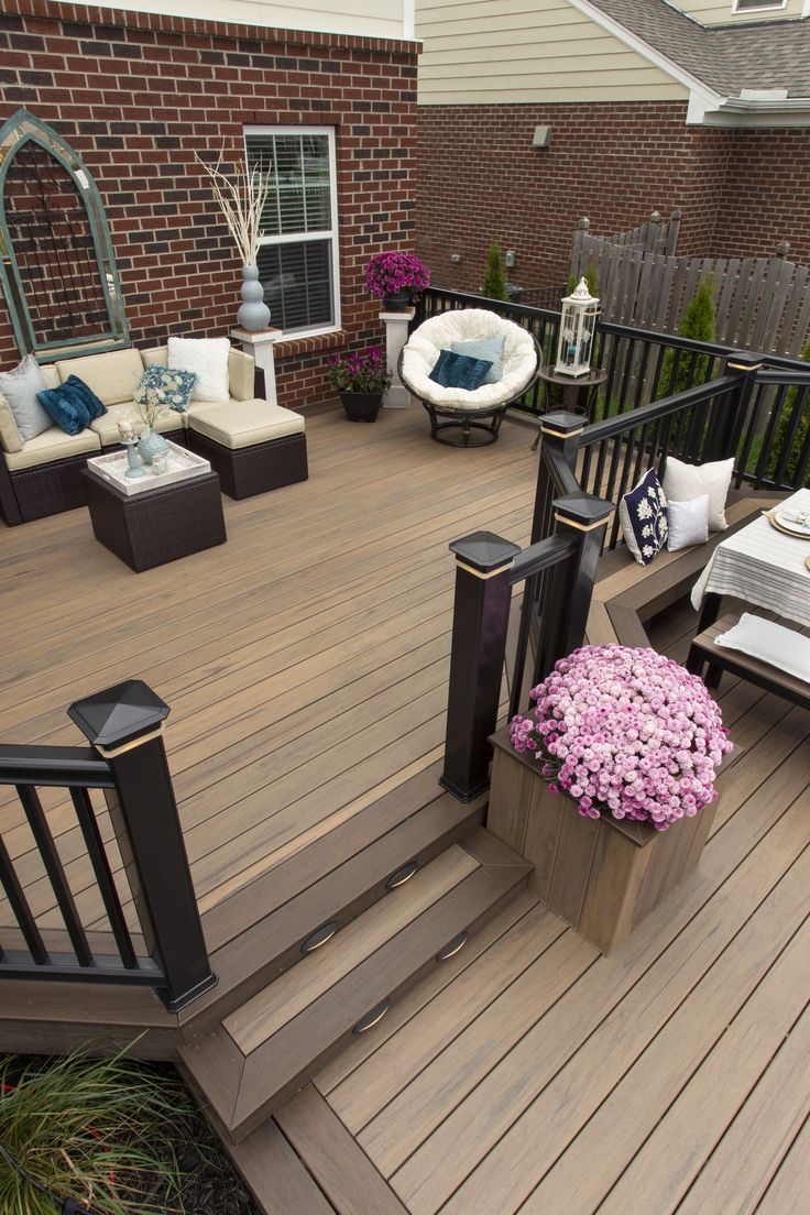 632 best deck inspiration images on pinterest backyard ideas