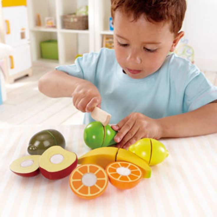 Hape Toys Färsk Frukt