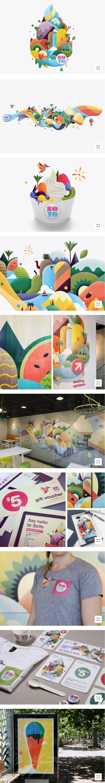 p-新西兰最佳平面设计之平面设计艺术入选...