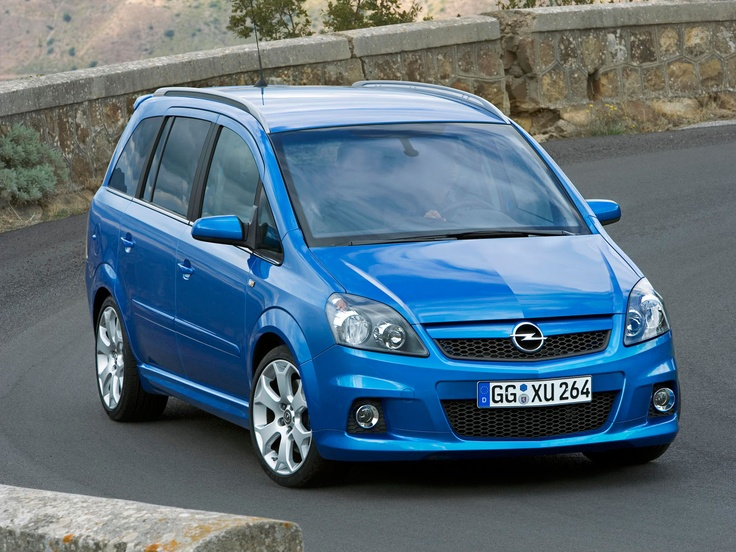 Opel_zafira_opc...get the kids to school a whole lot faster ;)