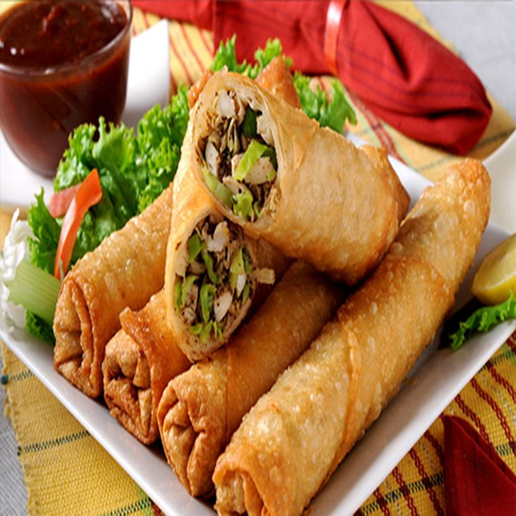 Get Foods At Your Door Step Spicy Chicken Jumbo Roll Rs ...