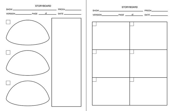 Creating Fulldome Storyboards