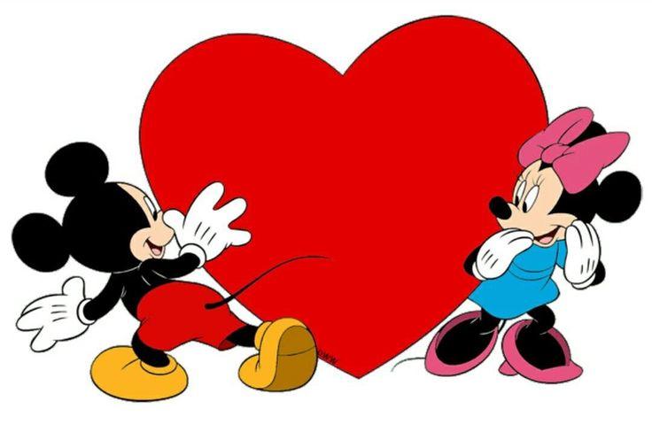 disney valentine clip art - 650×412