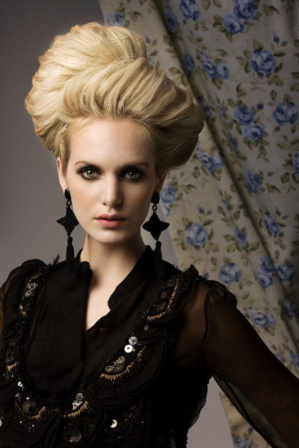 1515 besten big hair bilder auf pinterest frisuren toupierte haare und frisieren. Black Bedroom Furniture Sets. Home Design Ideas