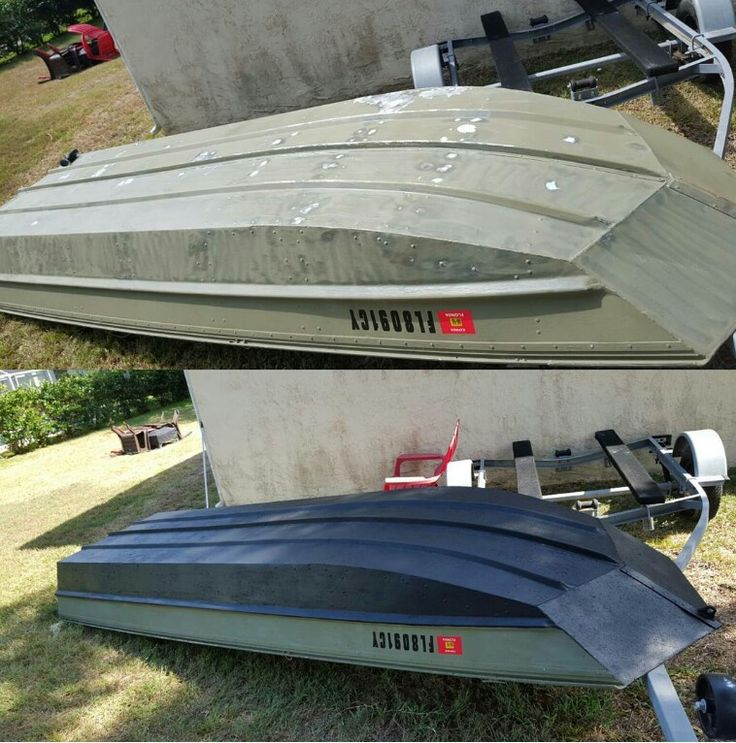 Boat conversion