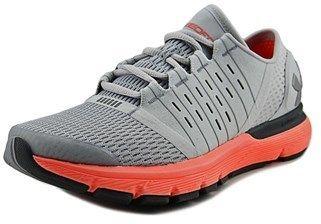 Under Armour Speedform Europa Women Us 6.5 Gray Running Shoe.