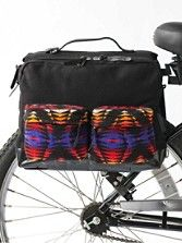 Pendleton Bike Saddle Bag. This would look great on my townie this winter