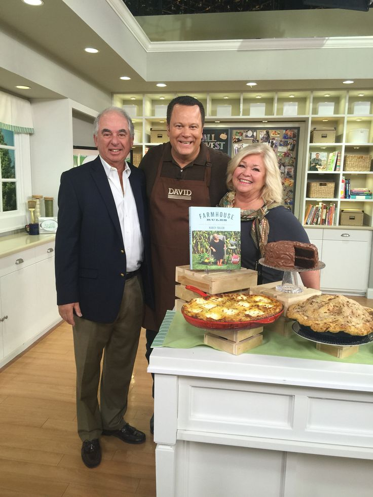 Cooking Farmhouse rules, Food network recipes, Nancy fuller