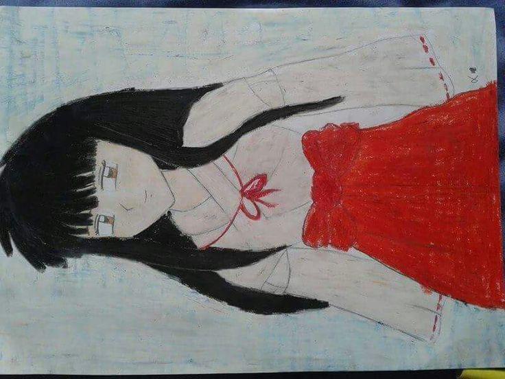 Kikyo drawing