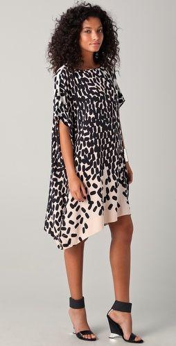 Diane von Furstenberg  Diane Hanky Dress  kr 2,392.19 | $398.00