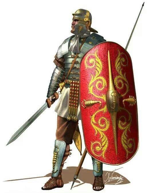 Roman Weapons Of War