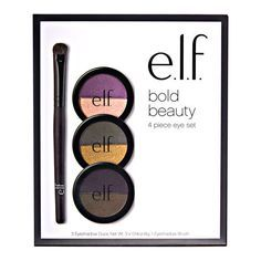 For the mom who loves a little drama. e.l.f. Dramatic Eyeshadow Set #MothersDay #Gifts #PicturePerfect