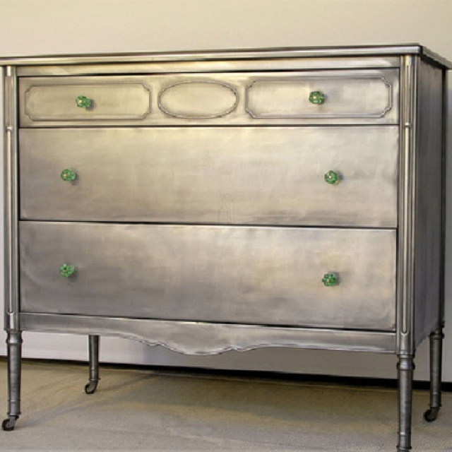 1000 Images About Painted Metallic Furniture On Pinterest Sarah Richardson Colors And French
