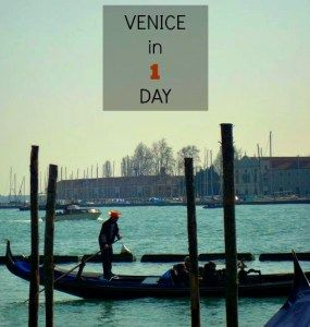 One Day in Venice, a quick guide by The Tiny Book. One day city-guide Venice