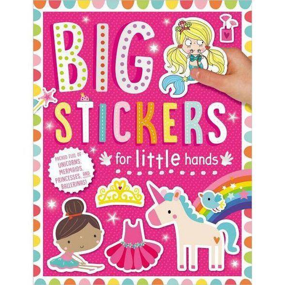 My Unicorns And Mermaids Sticker Book By Ltd Make Believe Ideas Paperback In 2020 Mermaid Sticker Sticker Book Unicorns And Mermaids
