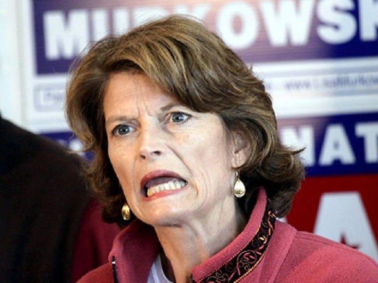 "AWFUL: Alaska GOPe Senator Lisa Murkowski ""Committed"" To Funding Planned Parenthood"