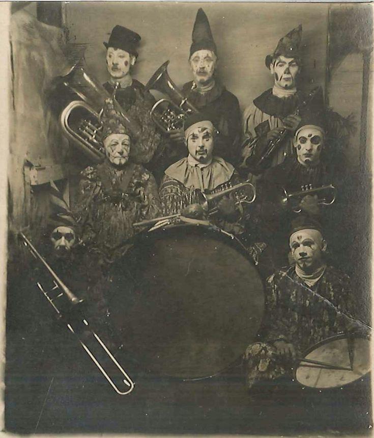 la-sousa-clown-band-1909.jpg (1226×1432)