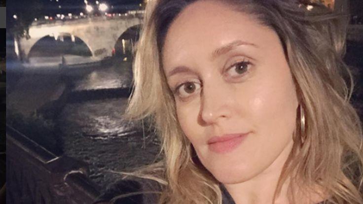 A Marina Bellati le robaron en Roma y pidió ayuda por Twitter - LA NACION (Argentina)