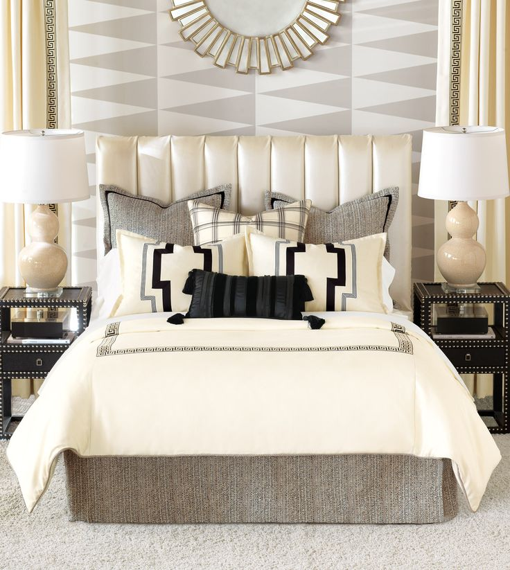 Luxury Bedding by Eastern Accents - Abernathy Collection