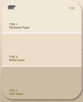 wall color behr paint from home depot in gobi desert have this color on