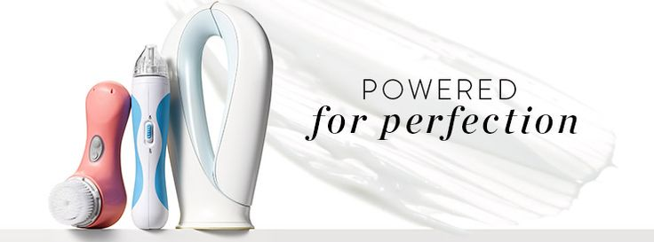 Powered for perfection. Tools and brushes for skincare, hair, body and makeup.