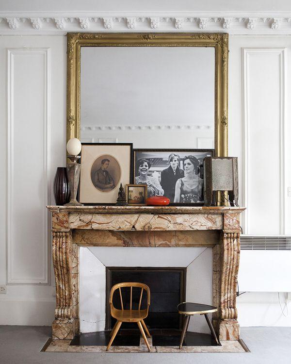 277 best appartement haussmanien images on pinterest parisian apartment apartment ideas and. Black Bedroom Furniture Sets. Home Design Ideas