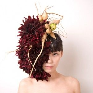 onion hair by Artist Takaya