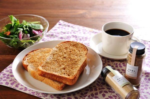 トーストも和風にアレンジ--パンにふりかける「和風シュガートースト」発売