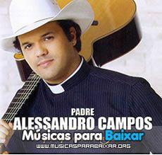 CD Padre Alessandro Campos - O Que É Que Eu Sou Sem Jesus (2014)