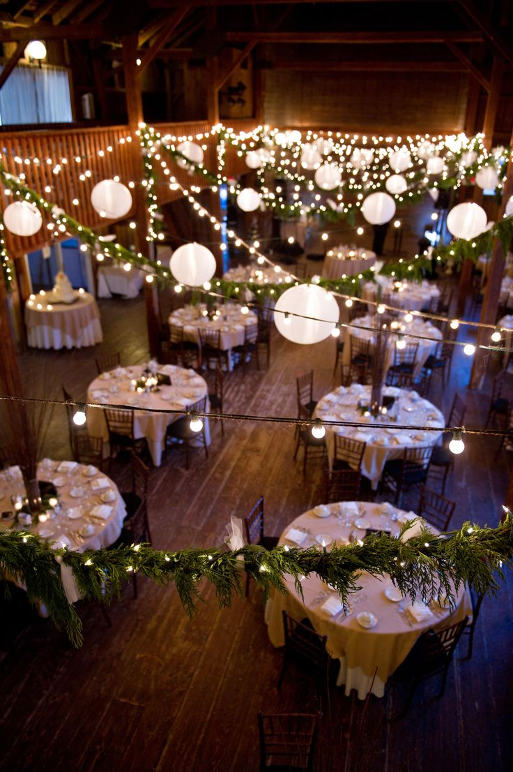 Italian bistro cafe string light rental for wedding reception in - Rustic Diy Barn Wedding Www Facebook Com Aclovesweddings Www Amychampagne Com