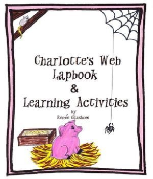 Salutations! This 31 page Charlotte's Web novel study can be used to create a lapbook or for individual lessons and includes the following: • bulletin board directions with photo • lapbook directions with photos • lapbook cover template • vocabulary cards, including blank ones to create your