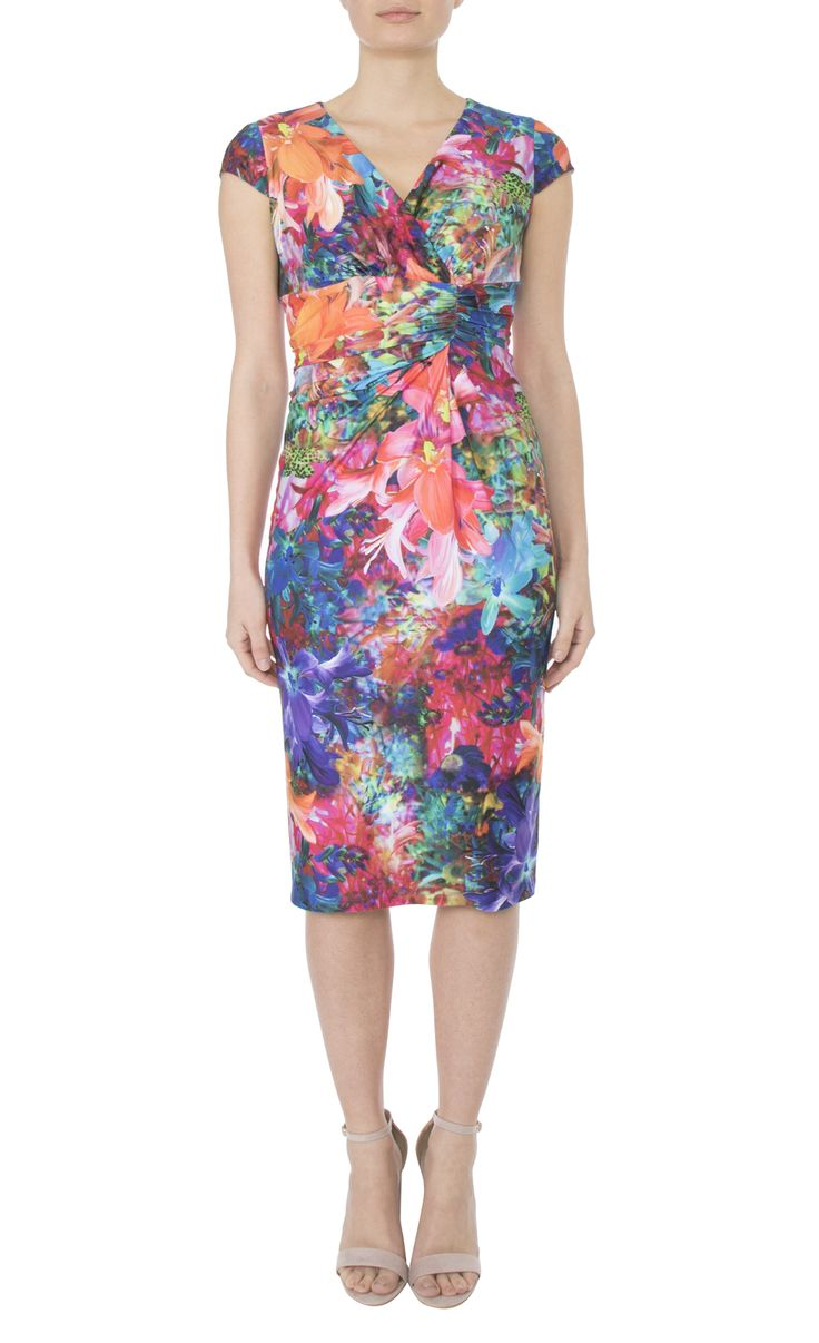 Womens Workwear | Tahiti Jersey Dress