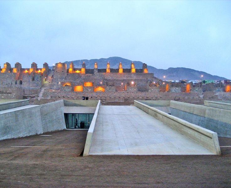 Museum of the Atacama Desert / Coz, Polidura Volante Arquitectos