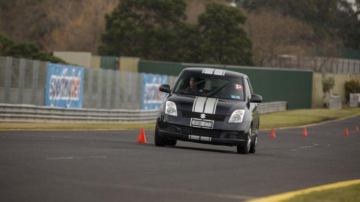 RedBalloon Advanced Control Driver Training Course