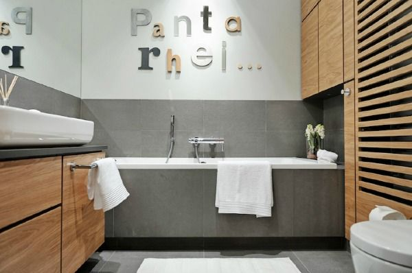 13 best images about badkamer on pinterest modern de stijl and toe - Badkamer retro chic ...