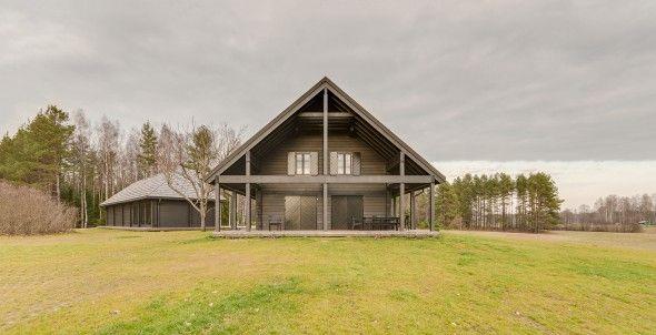 Ranch / Aketuri Architektai | AA13 – blog – Inspiration – Design – Architecture – Photographie – Art