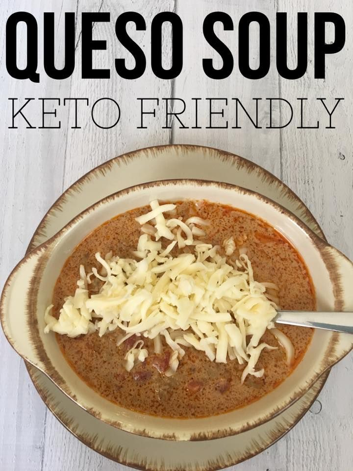 "TweetEmail TweetEmail Share the post ""Queso Soup {Keto Friendly & Low Carb}"" FacebookPinterestTwitterEmail Y'all it's hard to believe that you can eat food that tastes exactly like queso dip and lose weight. I would have never believed it if I hadn't been experiencing it myself. My husband and I are enjoying a Ketogenic lifestyle withcontinue reading..."