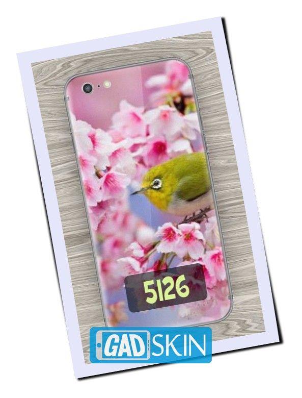 http://ift.tt/2co7dnF - Gambar Sakura With Bird ini dapat digunakan untuk garskin semua tipe hape yang ada di daftar pola gadskin.