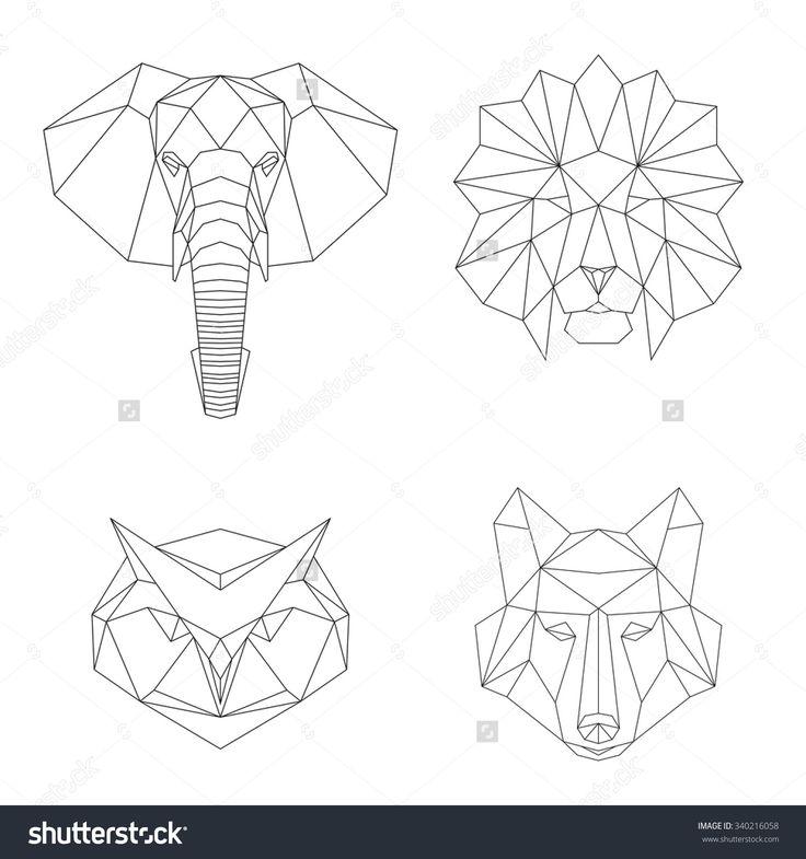 poly geometric - Google Search