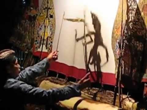 Wayang Kulit / Shadow Puppets, Yogyakarta, Java, Indonesia