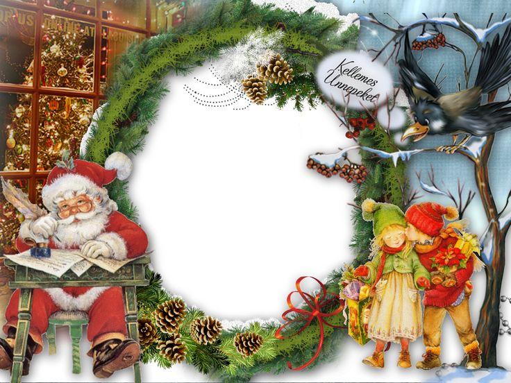 karácsonyi képkeretek - Google Search