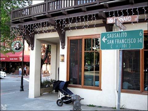 Downtown Mill Valley   #livinginmillvalley #millvalleycalifornia
