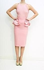 The Fifi Dress modern retro look