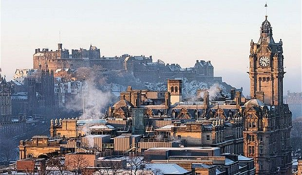 Cheap Hotels In Edinburgh New Years Eve