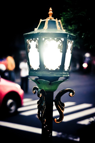 Street light of Malioboro
