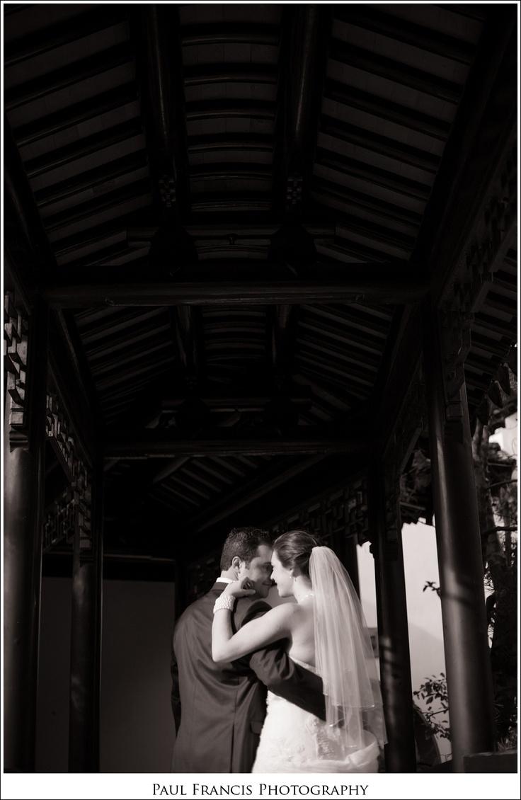 Snug Harbor Chinese Garden Staten Island NY Wedding Photography