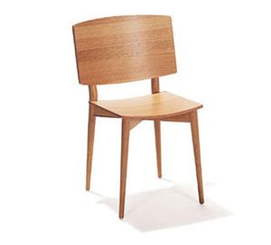 Design Jonas Lindvall SIR S-050 Chair wooden seat OAK